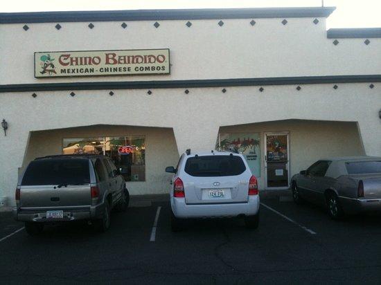 Chino Bandito: Chino B's