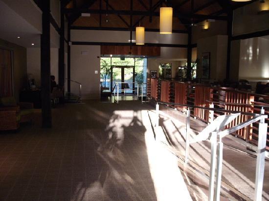 Scenic Hotel Bay of Islands: Reception