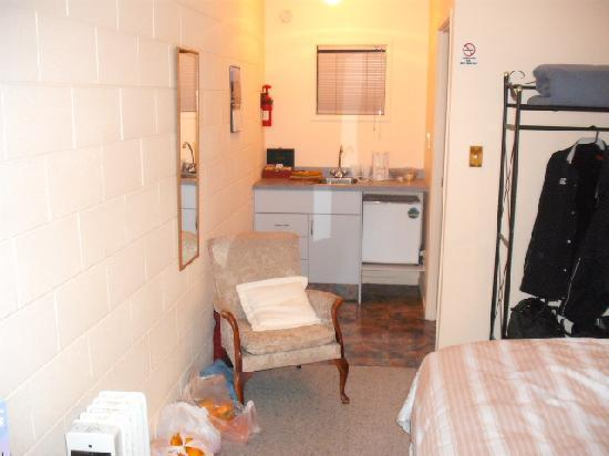 Doubtless Bay Lodge: Inside Room
