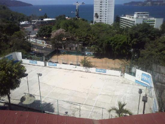 Foto de panoramic acapulco acapulco corredor izquierdo for Piso 9 del hotel madero