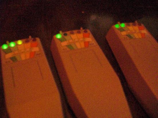Pub Hearse Ride : Reactive EMF Meters