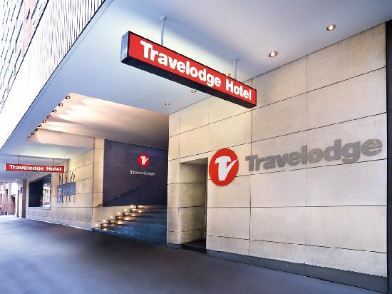 Travelodge Hotel Sydney Martin Place