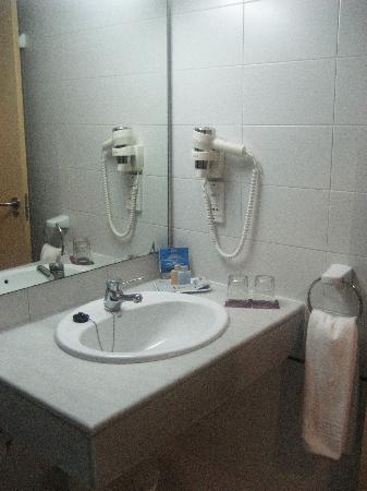 Hotel Macia Donana: BAÑO