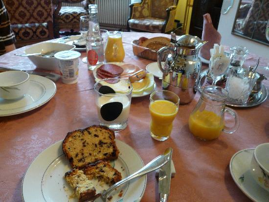 Askanischer Hof: Breakfast