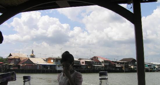 Chachoengsao, Thailand: The river tour