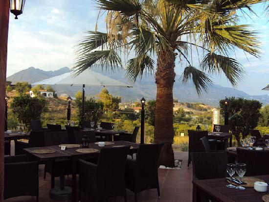 La Nucia, España: Restaurante La Villa Romana