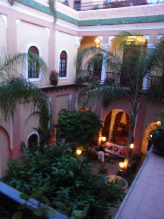 Riad Amina: un luogo tranquillo