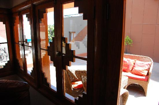 Casa Inca, Boutique Hotel: Common area - rooftop deck
