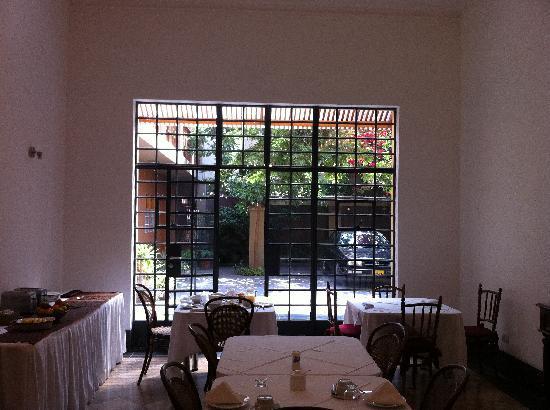Casa Inca, Boutique Hotel: Dinning room