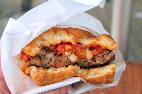 MOS Burger : Yummy MOS Buger