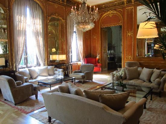 Patrick Hellmann Schlosshotel: think of it as your very own living room