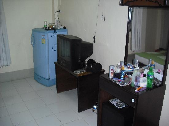 Pineapple Guesthouse: a double room