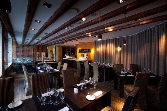 Savoy Boutique Hotel: Restaurant MEKK - Modern Estonian Cuisine