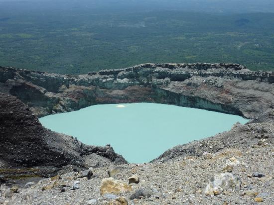 Rinconcito Lodge: Crater