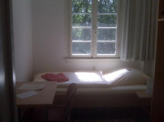 Bildungsstaette Begegnung im Burgholz BiB : Einzelzimmer