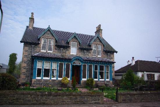 Dunallan House: Guest House