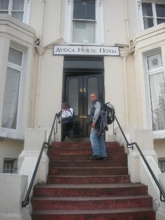 Avoca House Hotel: ingresso hotel