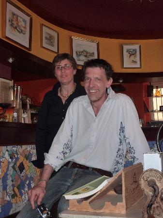 Cerbere, Francia: Les propriétaires