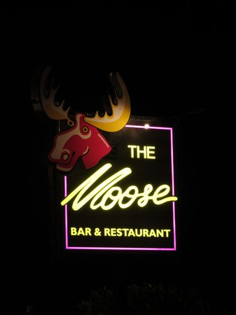 The Moose Bar & Restaurant