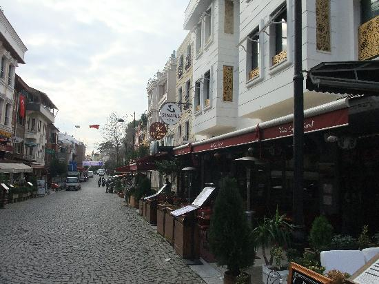 Palato Cafe Restaurant: exterior 1