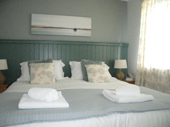 Seaview Guest House: Bedroom in the annexe