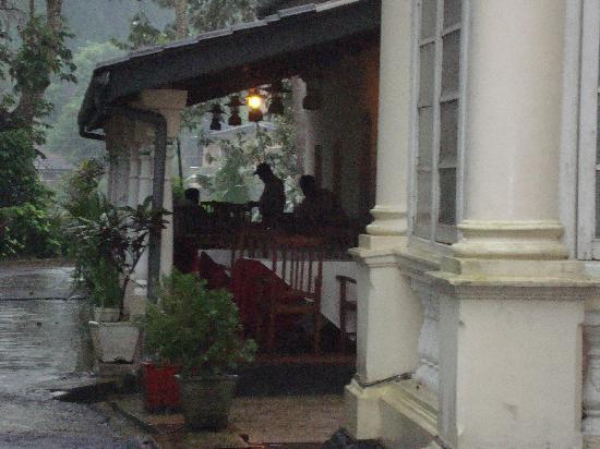 The Mansion: restaurant