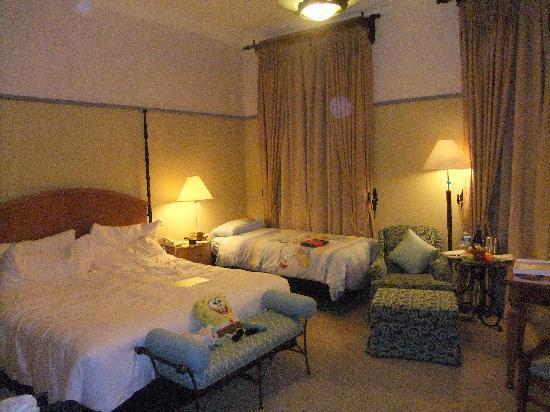 Four Seasons Hotel Istanbul at Sultanahmet: habitación