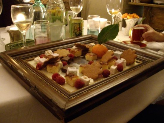 Saltoun Supper Club: I dolci