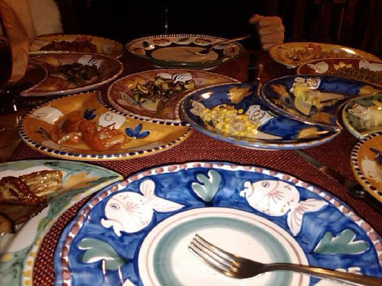 Gragnano, Italy: ..la cucina che passione..