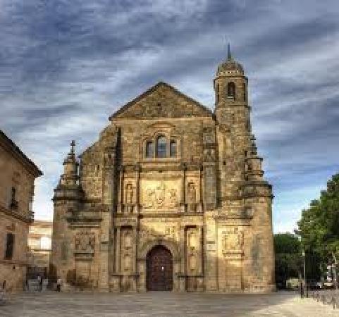 Ubeda, İspanya: Sacra Capilla de el Salvador