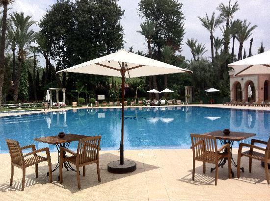 Royal Mirage Deluxe Marrakech: piscina