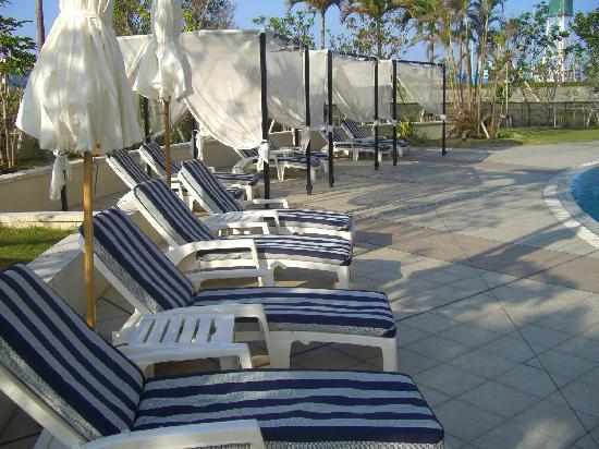Moon Ocean Ginowan Hotel & Residence: プール