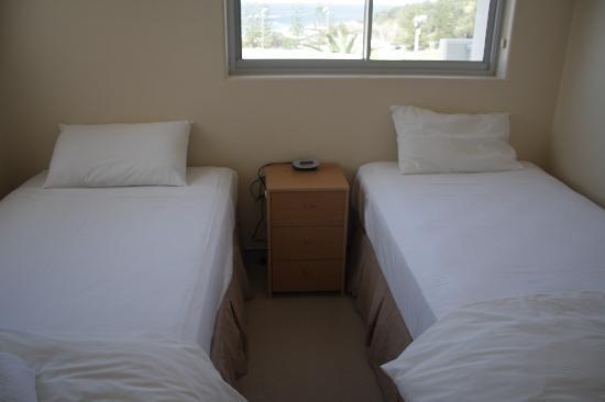 Sandcastle Apartments Port Macquarie : Bedroom Two