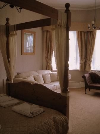 Bourne Hall Country Hotel: Hotel room