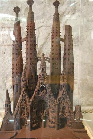 MH Apartments Family: La Sagrada Familia, Xocolata Museu