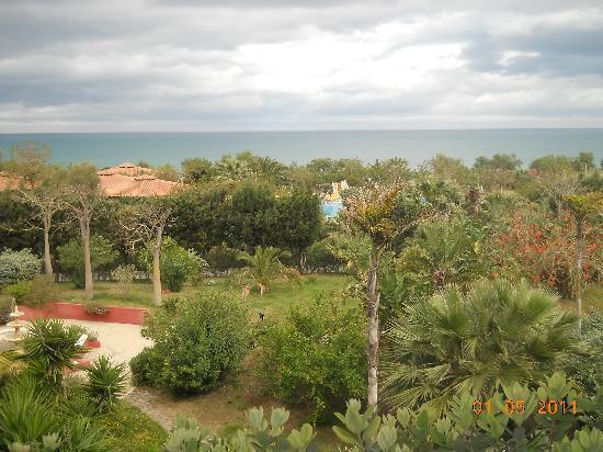 Fiesta Hotel Athènee Palace: vista dalla camera