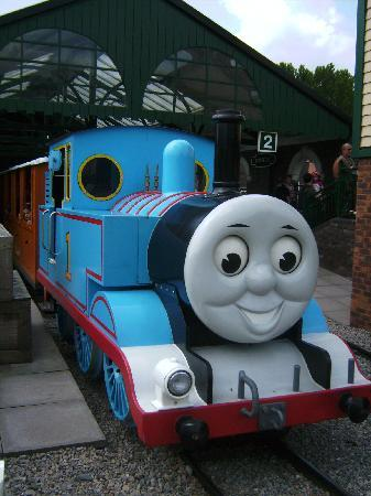 Drayton Manor Park: thomas