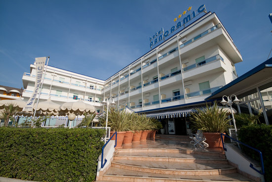 Caorle Hotel Panoramic Bewertung