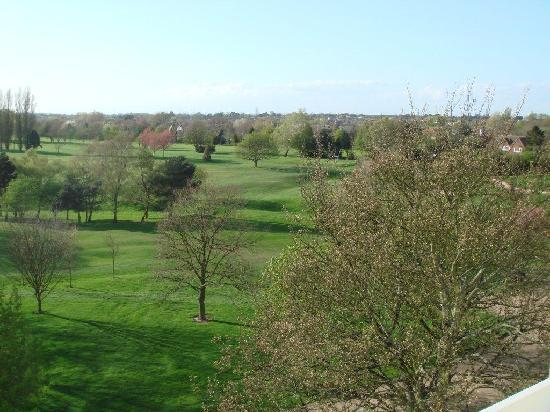 Humber Royal Hotel: The view from room
