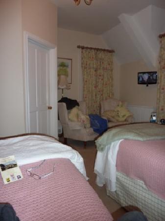 Pickwick Lodge Farm B&B: Bedroom