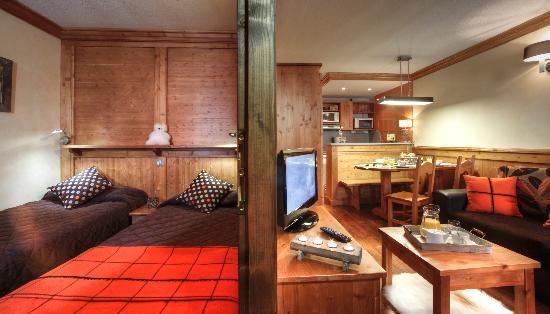 Village Montana : appartement pour 4 personnes