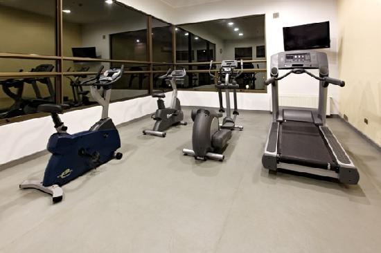 Holiday Inn Express Temuco : Free Gym Center