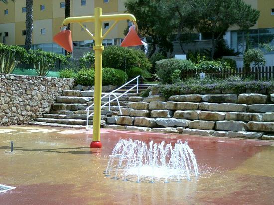 Alto da Colina Aparthotel: Splash Park