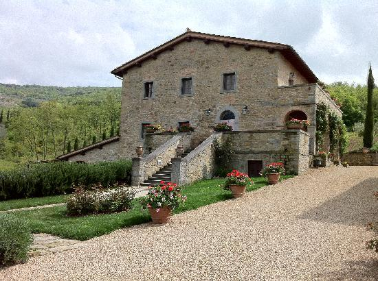 Casa Portagioia - Tuscany Bed and Breakfast: Main building