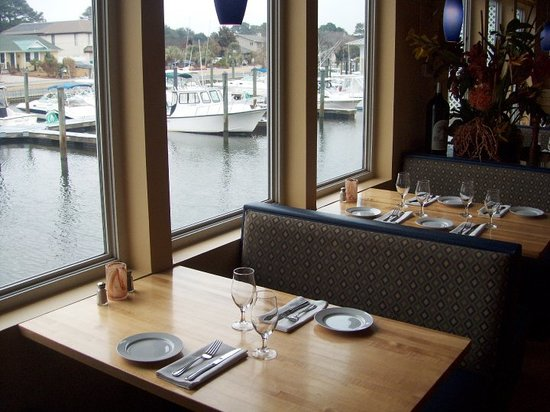 One Fish-Two Fish: Intimate Dining Room