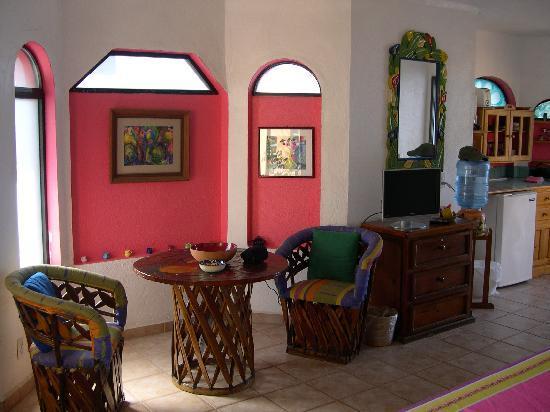 San Patricio, México: Studio 2