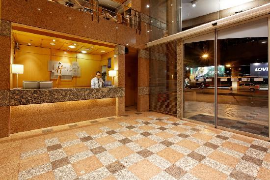 Holiday Inn Express Puerto Madero: Reception Area