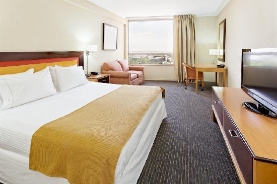 Holiday Inn Express Puerto Madero: King Size bed Room