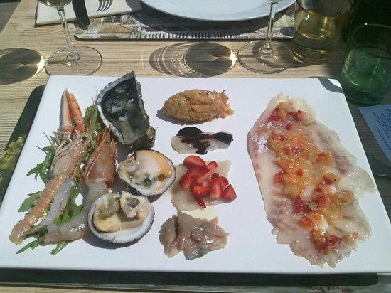 Pierbacco il ristorante castiglione della pescaia for Ristorante da antonietta castiglione della pescaia