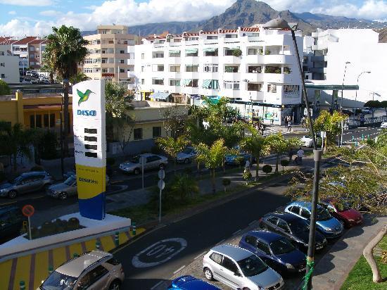Hotel Andrea´s: Calle General Franco